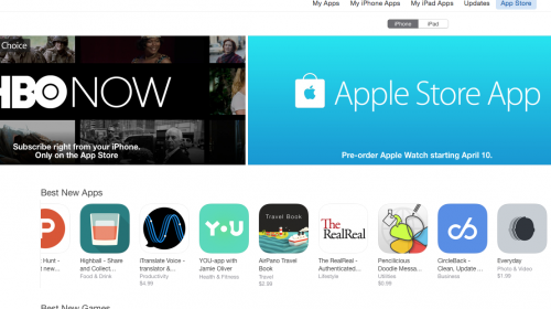 "CircleBack Selected as a ""Best New App"" by Apple"